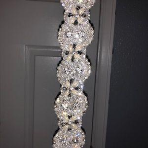 Bloomingdales Bridal belt